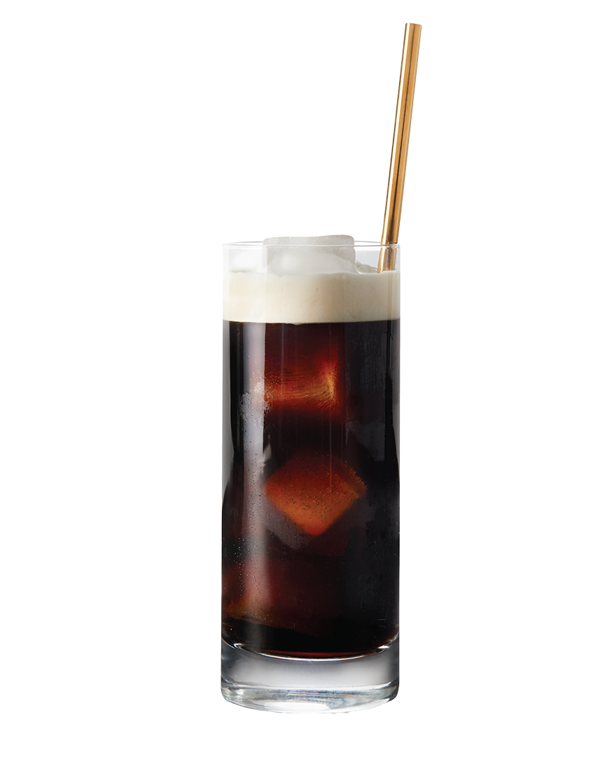 Iced Irish Coffee